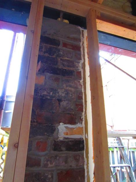 Brick Nailer detail